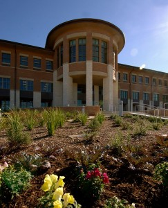 Avery Building at St. David's School of Nursing in Round Rock, Texas.